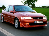 Photos of Opel Vectra i500 (B) 1998–2000