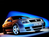 Photos of Irmscher Opel Vectra Sedan (C)