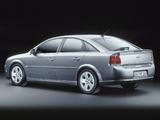 Photos of Opel Vectra GTS (C) 2002–05