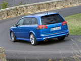 Photos of Opel Vectra Caravan OPC (C) 2005–08