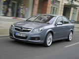 Photos of Opel Vectra GTS (C) 2005–08