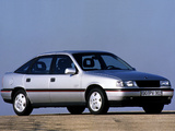 Pictures of Opel Vectra GT Hatchback (A) 1988–92