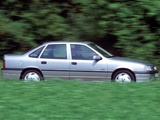 Pictures of Opel Vectra Turbo 4x4 (A) 1992–94