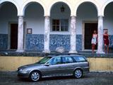 Pictures of Opel Vectra Caravan (B) 1999–2002