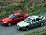 Pictures of Opel Vectra