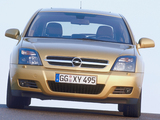 Pictures of Opel Vectra GTS (C) 2002–05