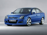 Pictures of Opel Vectra GTS Twin Turbo OPC (C) 2003–05