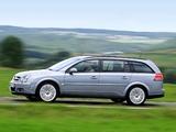 Pictures of Opel Vectra Caravan (C) 2003–05