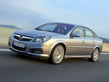 Pictures of Opel Vectra GTS (C) 2005–08