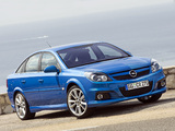 Pictures of Opel Vectra GTS OPC (C) 2005–08