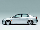 Pictures of Irmscher Opel Vectra Sedan (C)