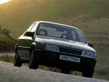 Opel Vectra Sedan (A) 1988–92 wallpapers
