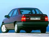 Opel Vectra 1.8 S 4x4 Sedan (A) 1988–89 wallpapers