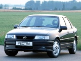 Opel Vectra Turbo 4x4 (A) 1992–94 wallpapers