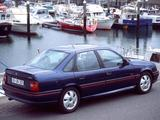 Opel Vectra GT Sedan (A) 1992–94 wallpapers