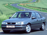 Opel Vectra V6 (A) 1993–95 wallpapers