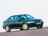 Opel Vectra Hatchback (B) 1999–2002 wallpapers