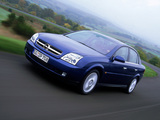 Opel Vectra Sedan (C) 2002–05 wallpapers