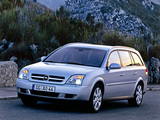 Opel Vectra Caravan (C) 2003–05 wallpapers