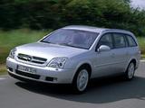 Opel Vectra Caravan (C) 2003–05 wallpapers