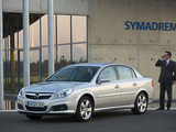 Opel Vectra Sedan (C) 2005–08 wallpapers