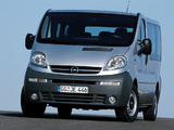 Images of Opel Vivaro 2001–06