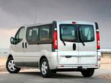 Images of Opel Vivaro ZA-spec 2006
