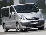 Opel Vivaro 2006 photos