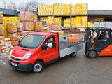Photos of Opel Vivaro Pickup 2006