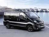 Photos of Opel Vivaro Color Edition 2013