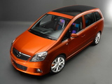 Images of Opel Zafira Libertin Concept by CTS (B) 2006