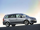 Images of Opel Zafira (B) 2008