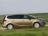 Images of Opel Zafira Tourer ecoFLEX (C) 2011