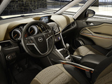 Images of Opel Zafira Tourer Turbo (C) 2011