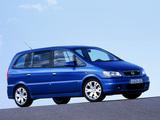 Opel Zafira OPC (A) 2001–05 images