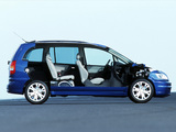 Opel Zafira HydroGen 3 Concept (A) 2001 images