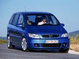 Opel Zafira OPC (A) 2001–05 photos