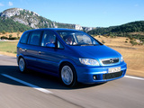 Opel Zafira OPC (A) 2001–05 pictures