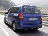 Opel Zafira HydroGen 3 Concept (A) 2001 pictures