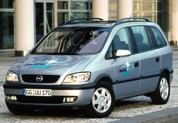 Opel Zafira Cng A 200205 Wallpapers