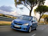 Opel Zafira OPC (B) 2005–10 photos
