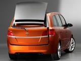Opel Zafira Libertin Concept by CTS (B) 2006 images