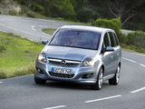 Opel Zafira (B) 2008 pictures