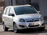 Opel Zafira ecoFLEX (B) 2009 images