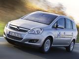 Opel Zafira TNG (B) 2009 images