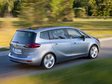 Opel Zafira Tourer Turbo (C) 2011 pictures