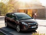 Opel Zafira Tourer (C) 2011 wallpapers