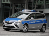 Opel Zafira Tourer Polizei (C) 2012 photos
