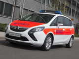 Opel Zafira Tourer Notarzt (C) 2012 wallpapers
