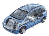 Photos of Opel Zafira HydroGen 3 Concept (A) 2001